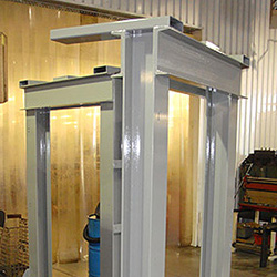 Fabricated Carbon Steel Test Stands